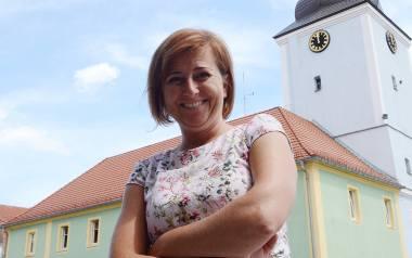 Danuta Wojtasik ma powody do radości. Do końca kadencji czeka ją względny spokój w rządzeniu gminą Nowe Miasteczko