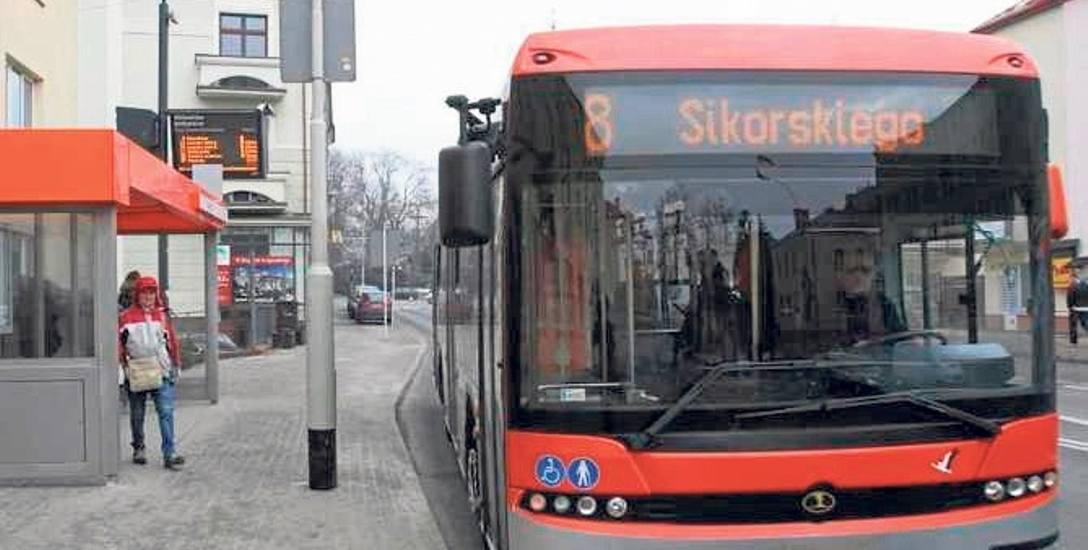 Jeśli władze Głogowa Młp. i Związku Gmin PKS wyrażą zgodę, autobus MPK linii 8 dojedzie do Miłocina  i Pogwizdowa Nowego