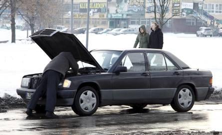 Samochody naprawiamy rekordowo często, bo najwięcej kupowanych aut ma dziesięć lat