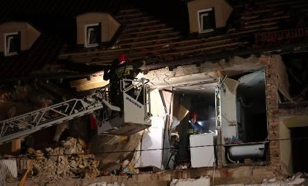 Szczecin: Wybuch gazu na Niebuszewie. Ewakuowano mieszkańców budynku [zdjęcia, wideo]