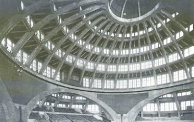 Hala Ludowa szybko stała się jednym z najbardziej charakterystycznych budynków Wrocławia