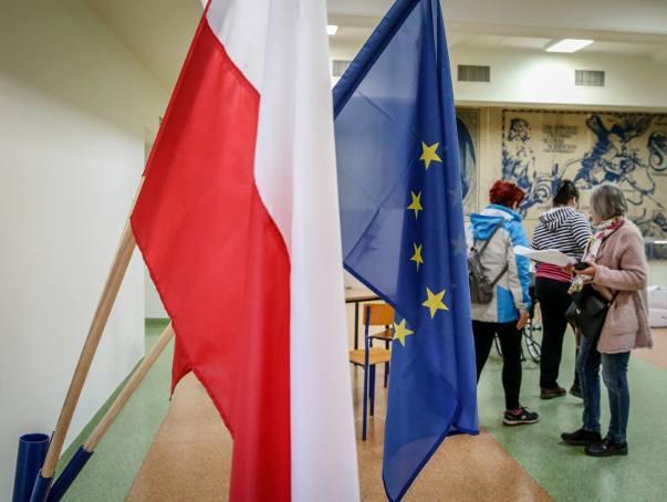 Do eurowyborów o godzinie 17.00 poszło 32,5 procent uprawnionych do głosowania. To rekordowa frekwencja w historii wyborów do Parlamentu Europejskiego