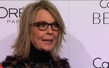 Diane Keaton uhonorowana za całokształt twórczości