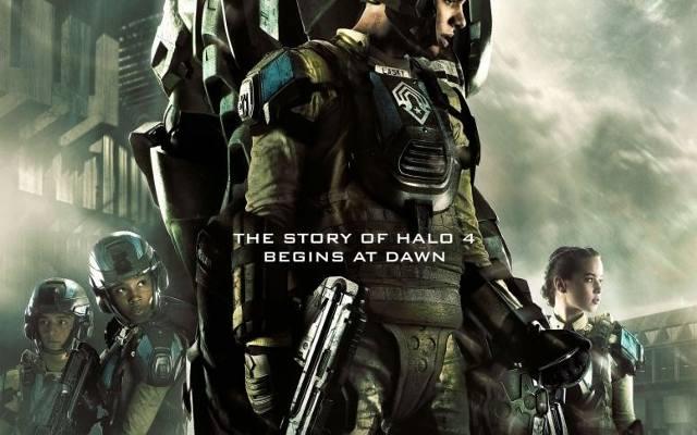 Halo 4: Forward Unto Dawn. Pierwszy zwiastun