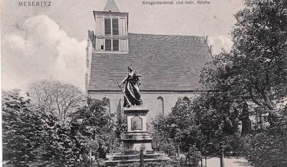 Film do artykułu: Międzyrzeckie kościoły na archiwalnych pocztówkach [ZDJĘCIA]