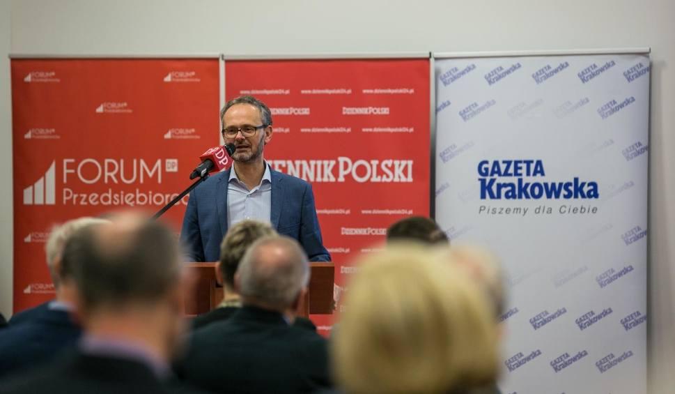 Film do artykułu: X Forum Małopolskich Przedsiębiorców. Chcemy przełamać bariery rozwoju