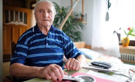 Richard Nanik jest jednym z kilkudziesięciu tysięcy Ślązaków obywateli Niemiec internowanych do niewolniczej pracy w Związku Radzieckim. Kiedy wywożono