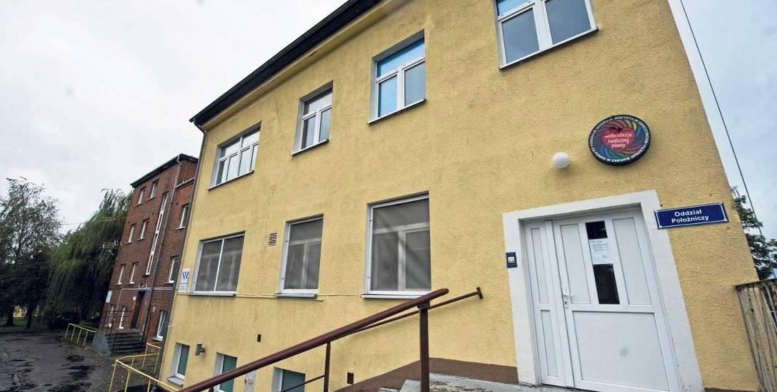 Oddział położniczy w Szpitalu Powiatowym w Sławnie wciąż zawieszony. Taka sytuacja panuje od połowy czerwca tego roku