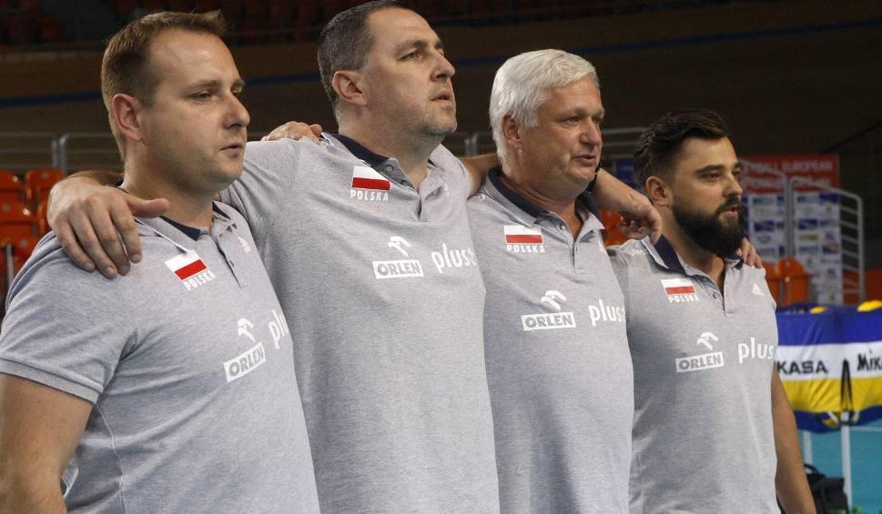 """Film do artykułu: Polscy juniorzy w półfinale siatkarskich mistrzostw Europy. """"To twarde chłopaki, rzadko farbują"""""""
