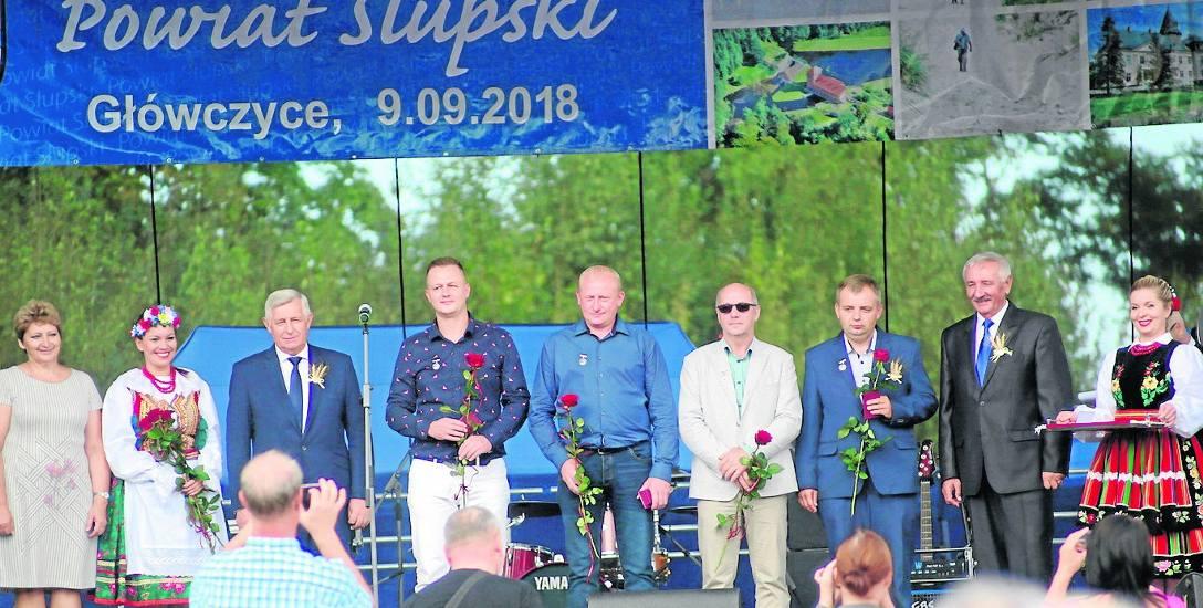 Rolnicy odebrali nagrody ministerialne i Statuetki Bursztynowego Kłosa