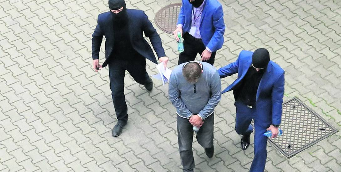 Do zatrzymań byłych szefów ZCH Police doszło w czerwcu ubiegłego roku