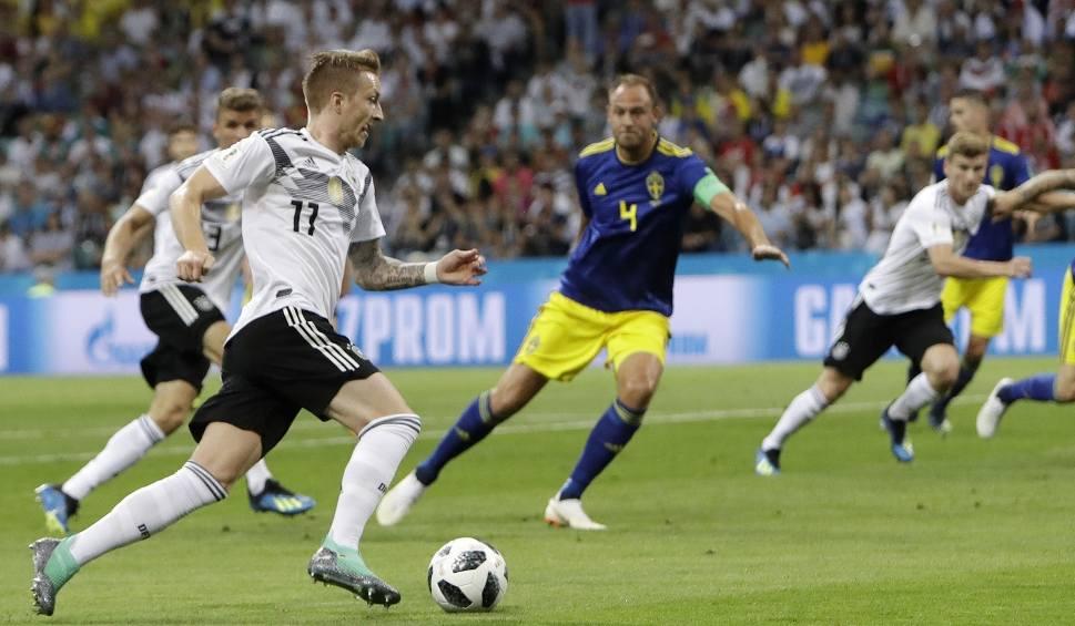 Film do artykułu: Mundial 2018. SKRÓT MECZU: Niemcy - Szwecja [BRAMKI, WYNIK]