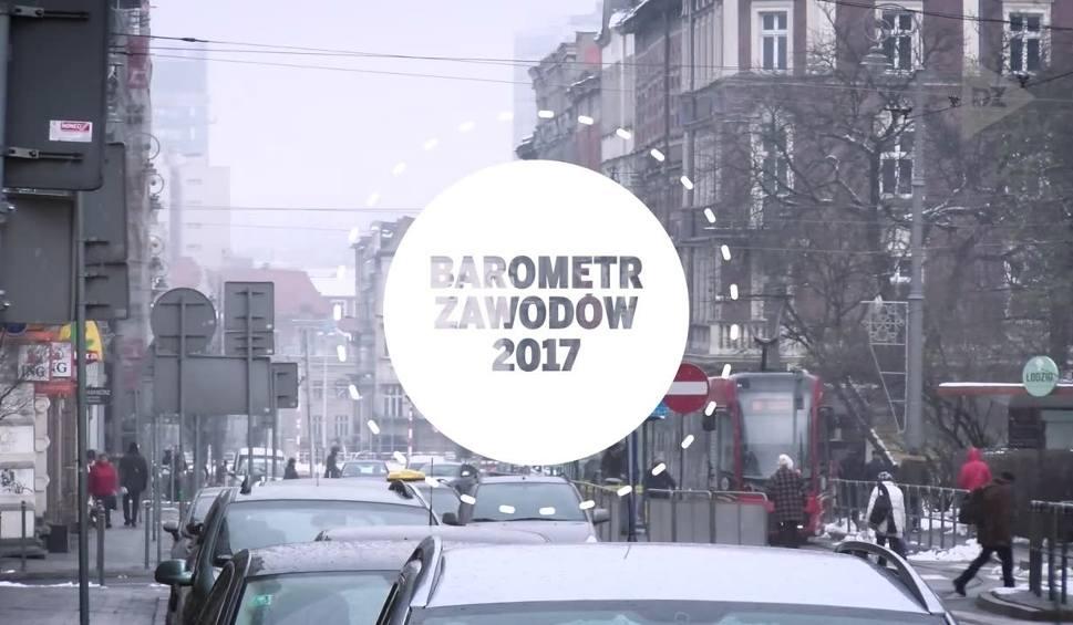 """Film do artykułu: """"Barometr zawodów"""", czyli na jakie zawody będzie zapotrzebowanie w 2018 roku?"""
