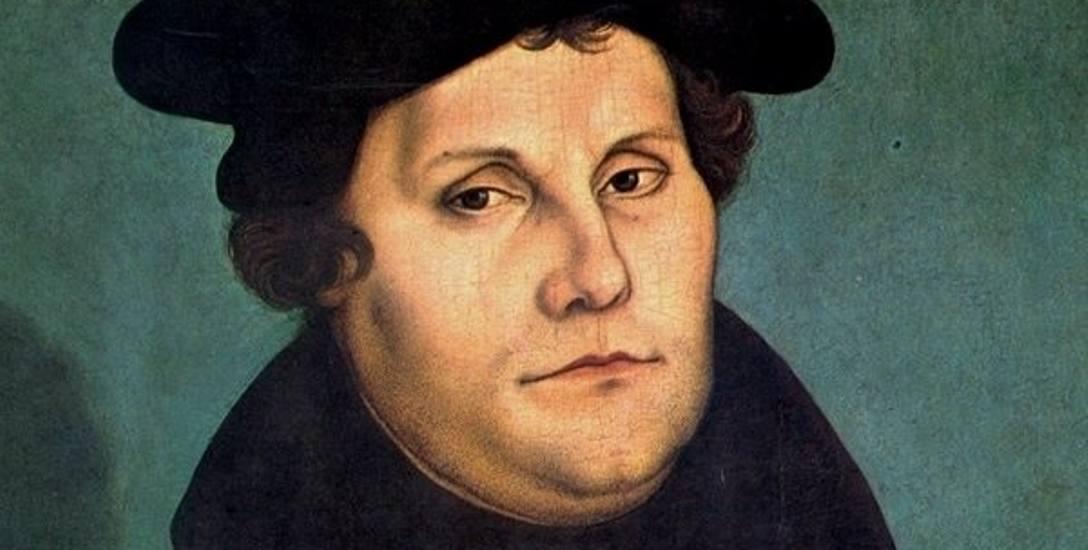 Najbardziej znaną podobiznę Marcina Lutra namalował Lucas Cranach Starszy w 1535 roku.