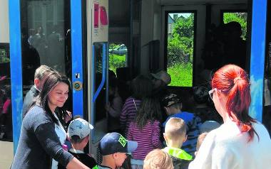 Przeszło 13 tysięcy osób skorzystało z szynobusu kursującego ze Sławna do Darłowa w tegoroczne wakacje