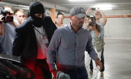 Jest wniosek o przedłużenie aresztu dla Marcina Dubienieckiego