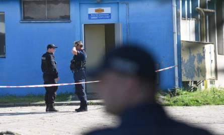 Do morderstwa doszło na terenie pralni przy ul. Owczej w Gorzowie Wlkp.
