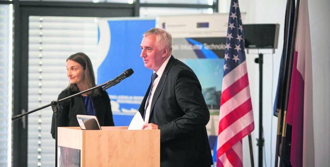Seminarium otworzył Mirosław Kamiński, prezes Pomorskiej Agencji Rozwoju Regionalnego SA w Słupsku