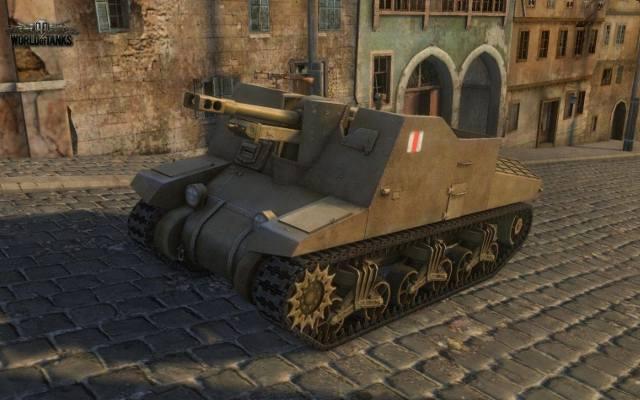 World of Tanks: Czołgi, ciągle nowe czołgi