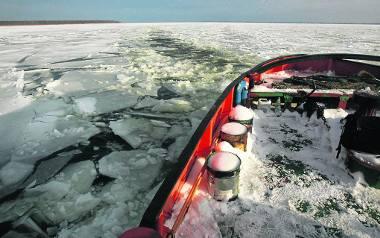 Szczecińskie lodołamacze cały czas są utrzymywane w stanie gotowości
