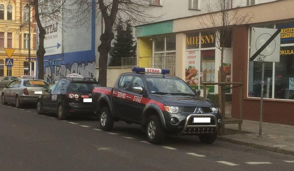Film do artykułu: W Bydgoszczy służby czasem też parkują bez zasad