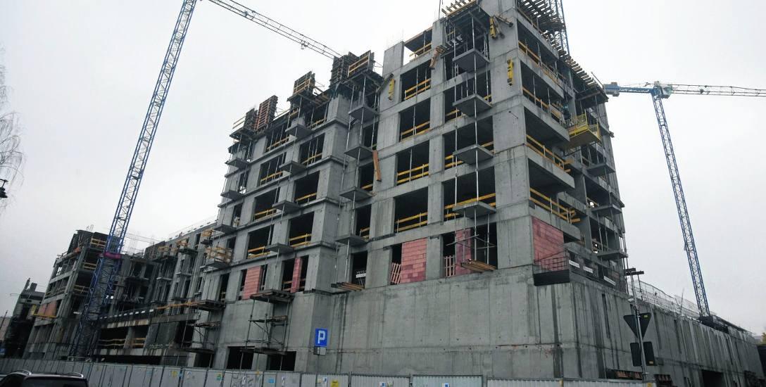 Miasto Łódź, czyli wielki plac budowy