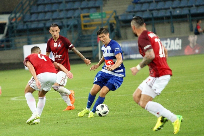 Zdjęcia z meczu Wisła Kraków - Wisła Płock [GALERIA]