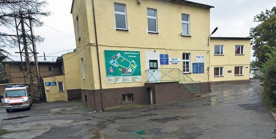 Raport z analizą dotyczącą przejęcia szpitala w Sławnie przez lecznicę w Koszalinie, ma być gotowy do końca roku