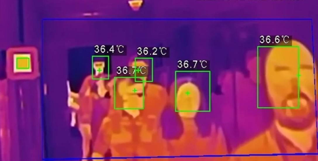 Częstochowa: Szpitalny Oddział Ratunkowy ma specjalną kamerę termowizyjną do wykrywania chorych