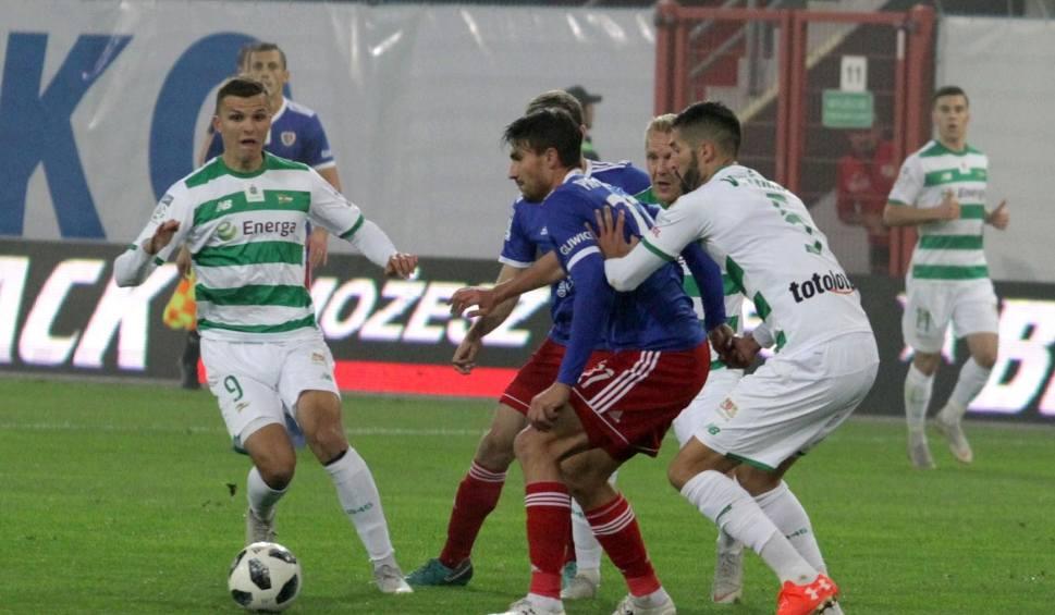 Film do artykułu: Patryk Lipski, piłkarz Lechii Gdańsk: W Gliwicach zabrakło nam polotu. Będziemy gotowi wygrać z Arką