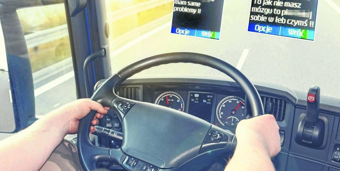 Wolbrom. Kierowcy z firmy transportowej traktowani są jak niewolnicy? Są skargi!