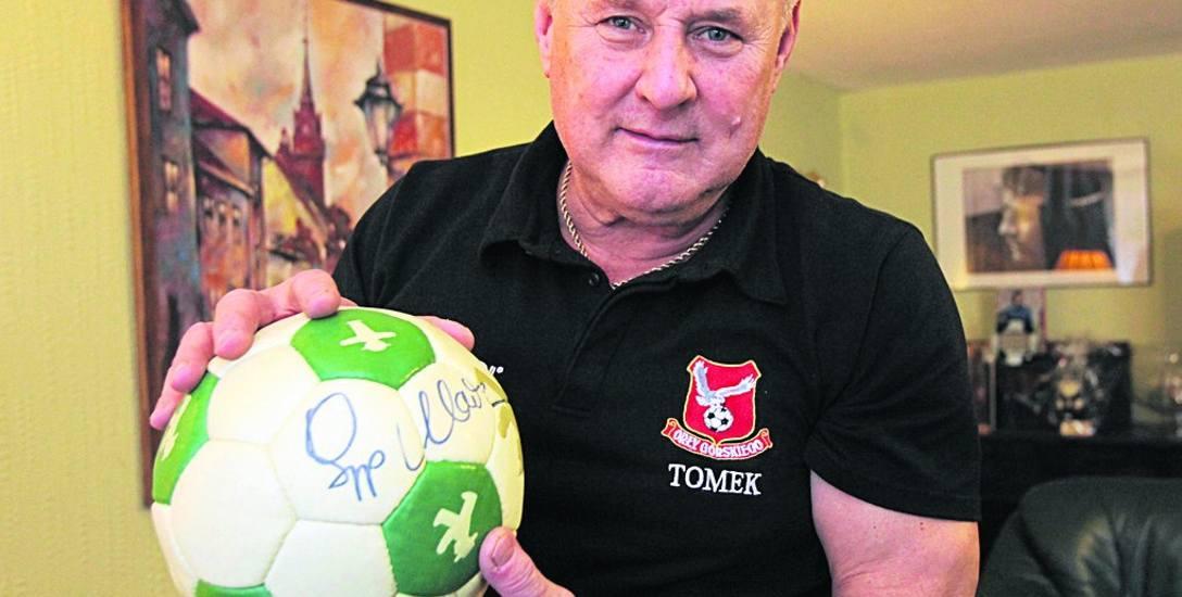 - Zawsze wierzyłem w Zbigniewa Bońka - mówi Tomaszewski