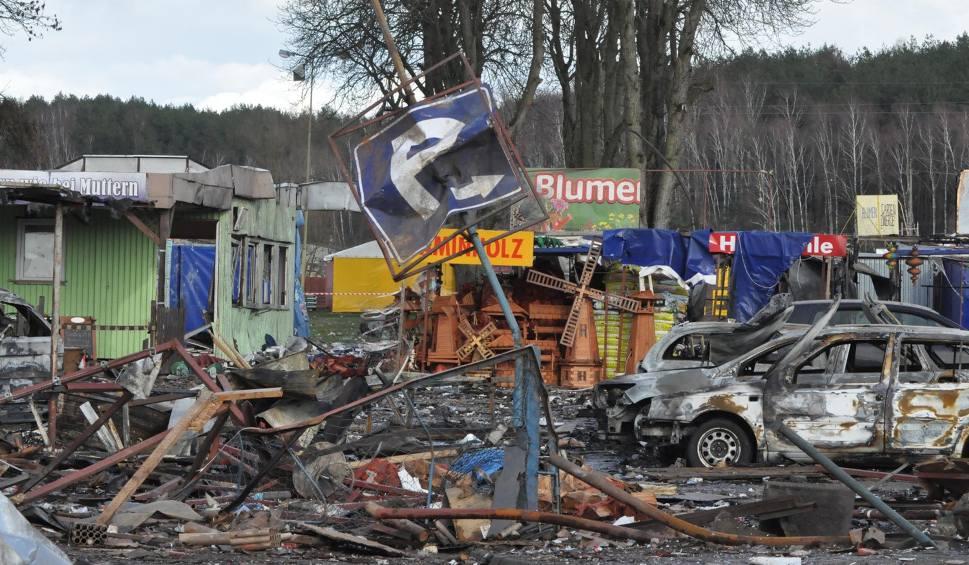 Film do artykułu: Wybuch w Osinowie Dolnym. Sprawą zajęła się policja i prokuratura