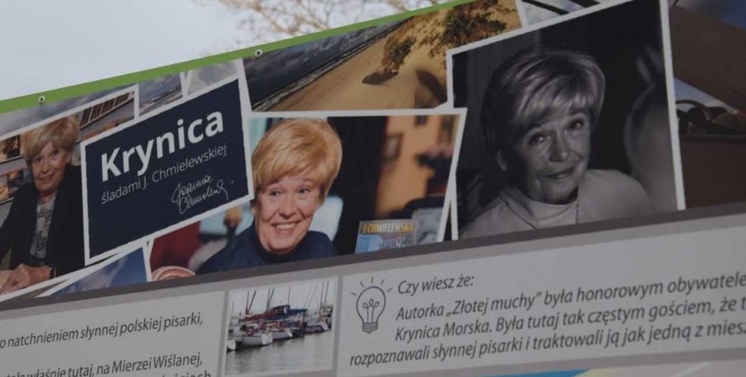 """Kryniczanie nadali Chmielewskiej honorowe obywatelstwo i w jej twórczości się """"zaczytują"""""""
