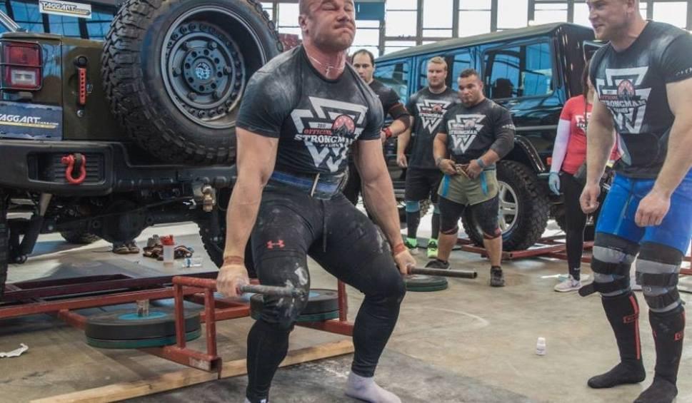 Film do artykułu: Puchar Narodów Strongman. Najsilniejsi ludzie w Europie wystąpią przed białostockim ratuszem
