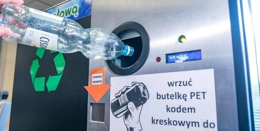 Butelkomaty także w Toruniu [ZA I PRZECIW, OPINIE]