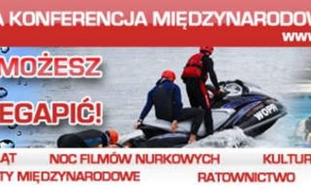 Bydgoszcz po raz trzeci zostanie stolicą Europejskiego Ratownictwa Wodnego!