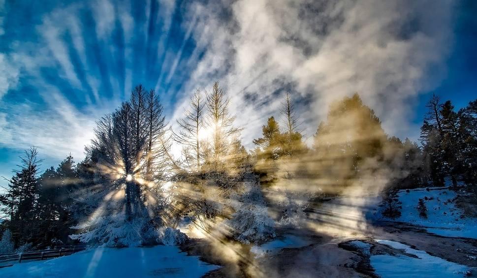 Film do artykułu: Pogoda na czwartek, 7 lutego: po mroźnym poranku, ładny, słoneczny dzień  WIDEO + ZDJĘCIA