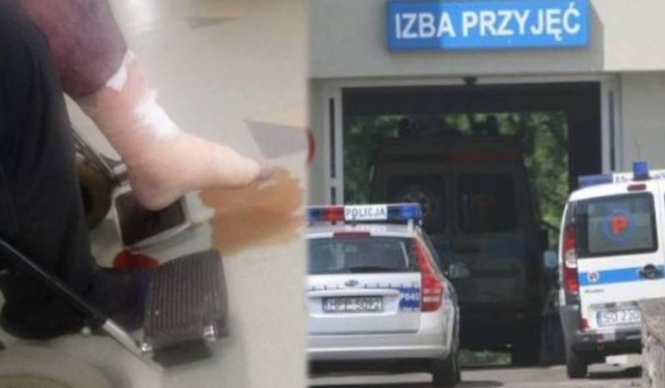 Film do artykułu: Pacjent zmarł w szpitalu w Sosnowcu. Konał w męczarniach 9 godzin na izbie przyjęć. Szpital przeprasza