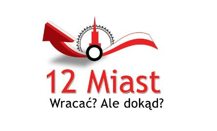 Logo 12 miast