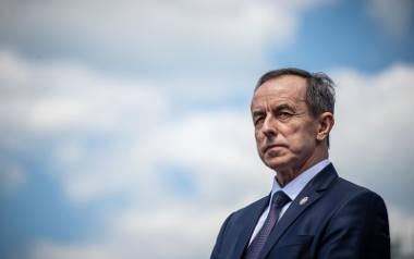 Marszałek Senatu Tomasz Grodzki.