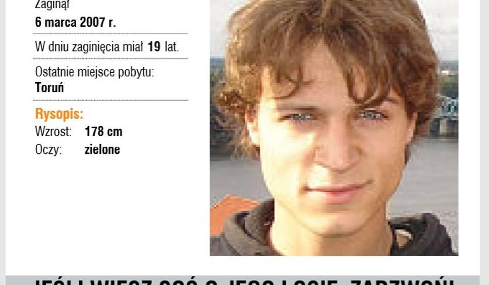 Film do artykułu: Zaginął Marcin Woźniak z regionu. Rodzina prosi o pomoc!