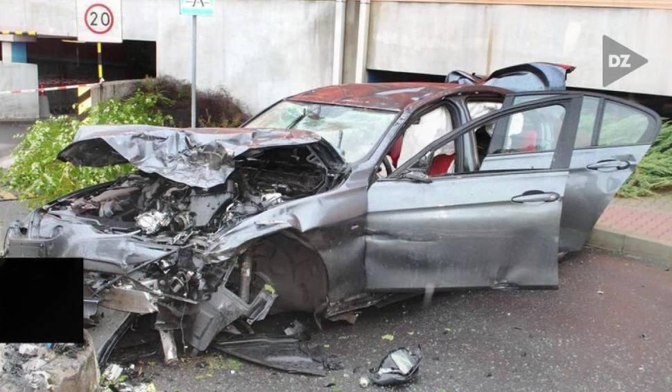 Film do artykułu: Kto doprowadził do śmiertelnego wypadku na DTŚ w Katowicach? RAPORT DZ - NOGA Z GAZU