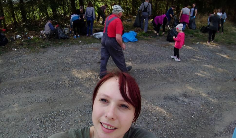 Film do artykułu: Koło gospodyń wiejskich w Tarzymiechach Trzecich także podjęło wyzwanie #trashchallenge. Zobaczcie zdjęcia!