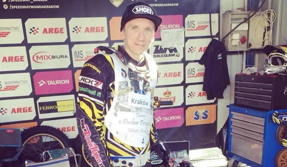 Film do artykułu: II iga żużlowa. Fin Tero Aarnio pierwszym zawodnikiem Speedway Wandy Kraków na sezon 2019. Odchodzi Ernest Koza