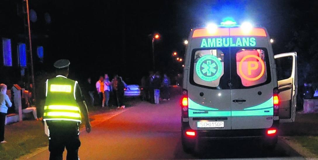 Szóstka osób wracała akurat z zabawy, zorganizowanej w ramach obchodów 90-lecia OSP Koryczany. Jedna z nich zginęła na miejscu, a trzy zostały przetransportowane