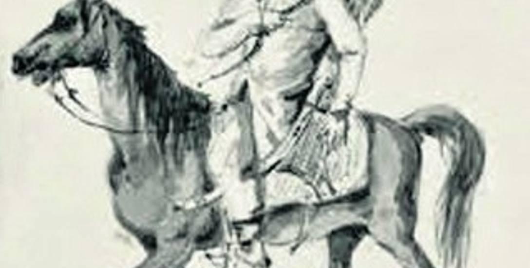 Tatarski jeździec