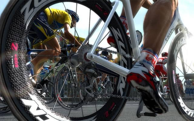 Pro Cycling Manager 2012: Rozgrzewka przed Tour de France