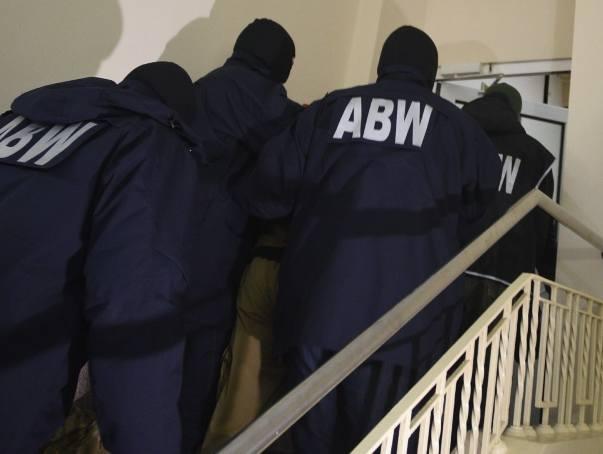 Nagła akcja ABW w Rzeszowie. Zatrzymano policjantów z CBŚP i funkcjonariusza CBA