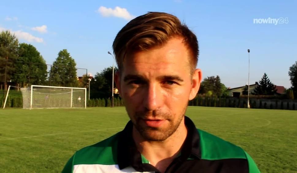 Film do artykułu: Trener Wisłoki Dębica, Dariusz Kantor przyznaje, że nie był to łatwy sezon dla jego piłkarzy, bo musieli sobie poradzić z rolą faworyta